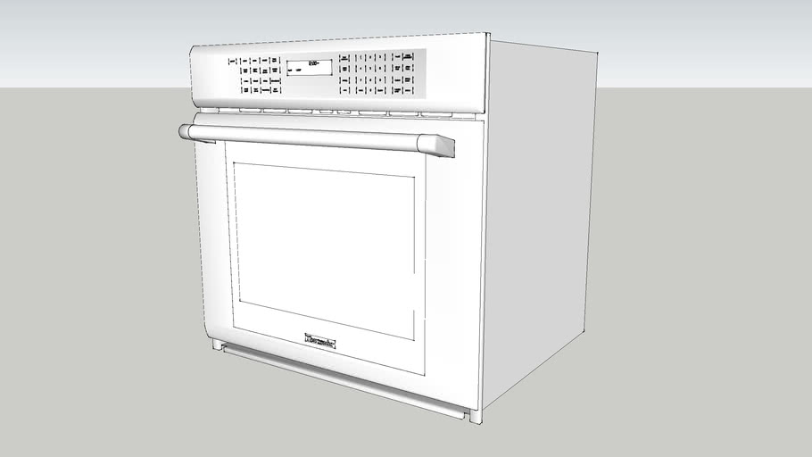 "Thermador Masterpiece 30"" Single Oven"