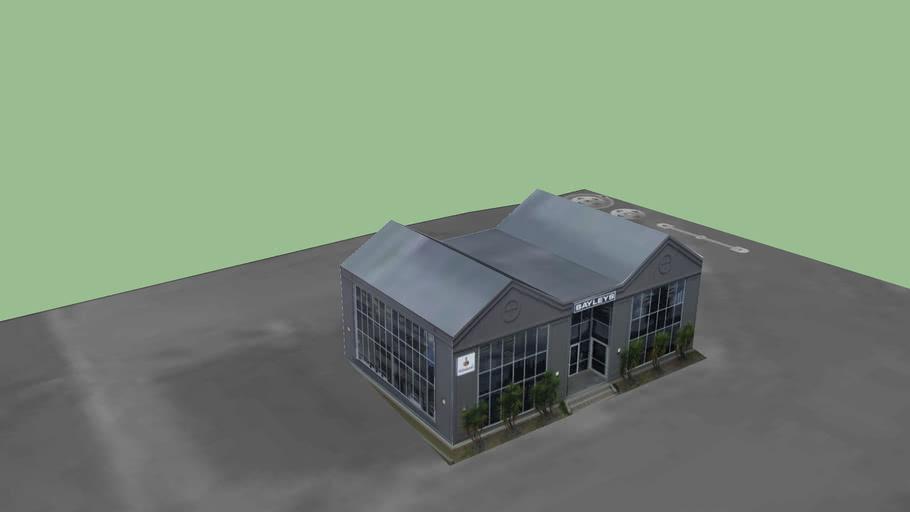 Bayleys Building Gisborne