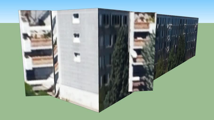 Bâtiment situé 69120 Vaulx-en-Velin, France