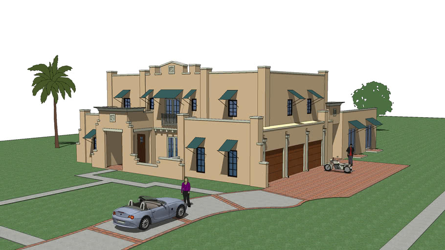 Lucia Custom Home