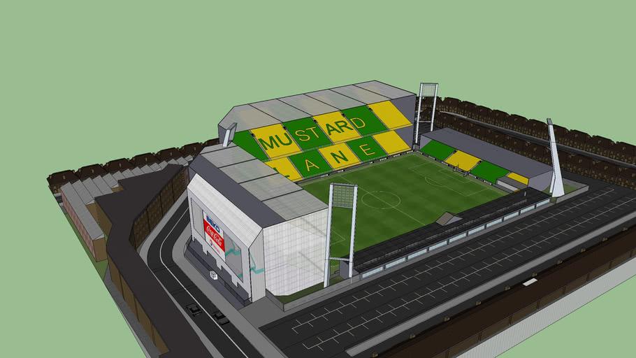 Mustard Lane, Pigeon Fc stadium