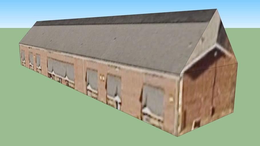 Ēka adresē Roli, Ziemeļkarolīna, Amerikas Savienotās Valstis