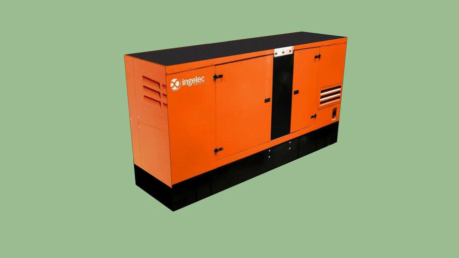 Planta Electrica(generador) Ingelec Insonorizado.