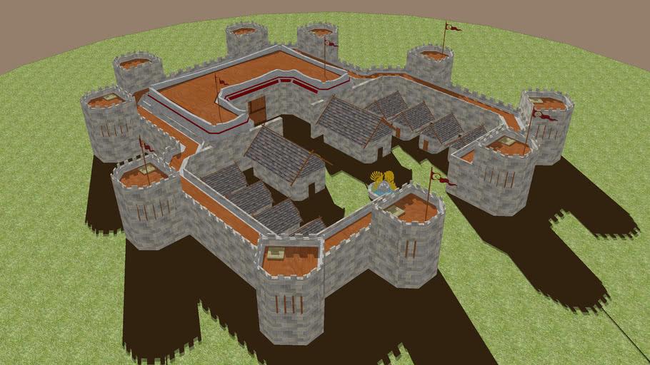 Castle ( co-op ) --unfinished--