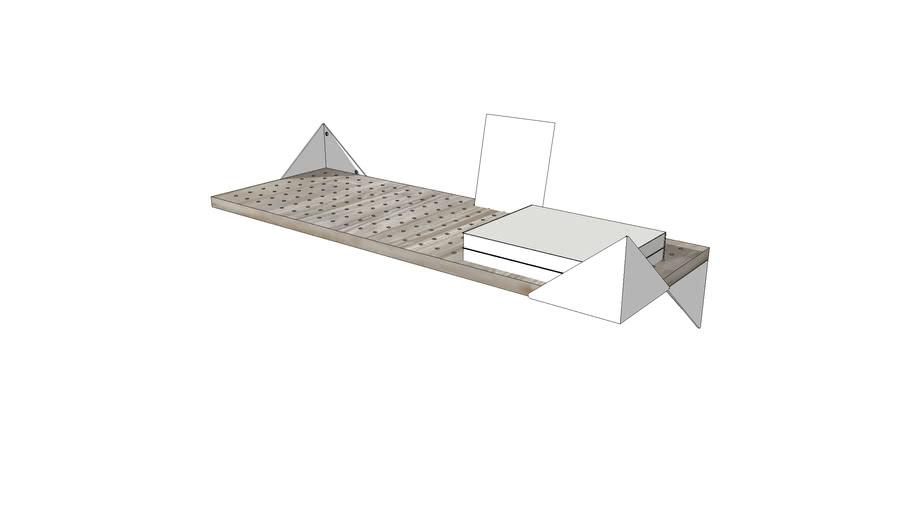Prateleira Wing | Wing Shelf
