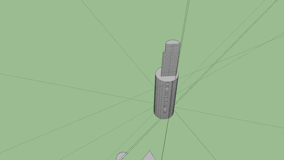 Unfinshed Tower