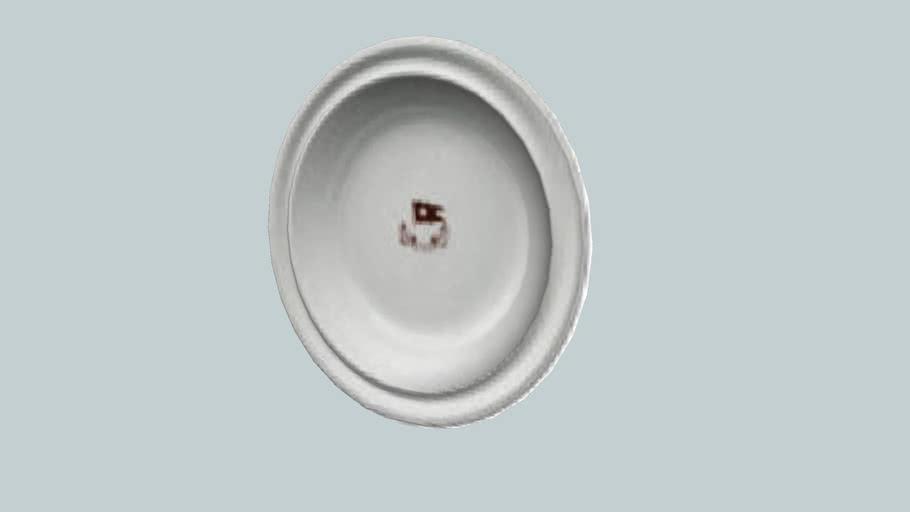"""TITANIC""... 3rd Class Soup Dish... Relic..."