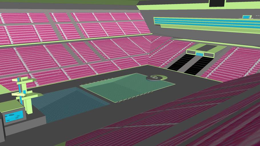 Wald Water OlimpCity + Wald Water Stadium