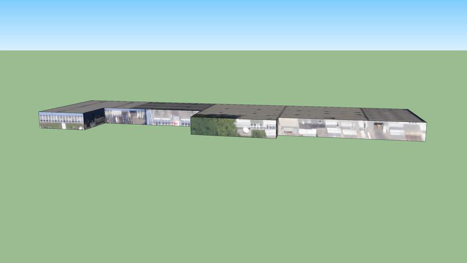 Construção em Ansfelden, República da Áustria