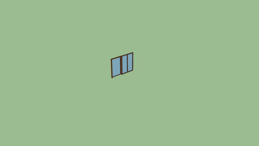 GLASS WINDOW AND DOOR 2 m HEIGHT