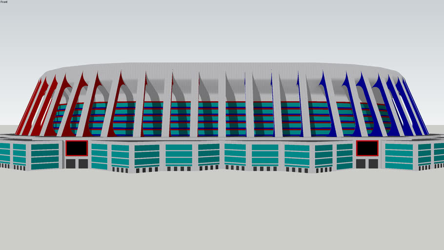 New Buffalo Bills Dome