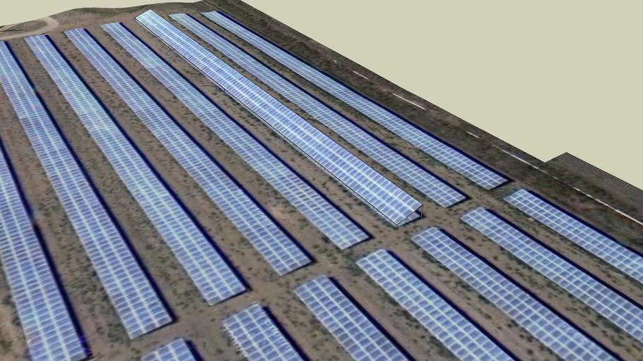 Fed Center Solar Panel 3