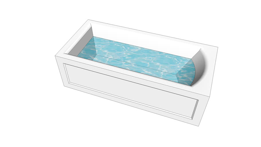 "60"" Bathtub"