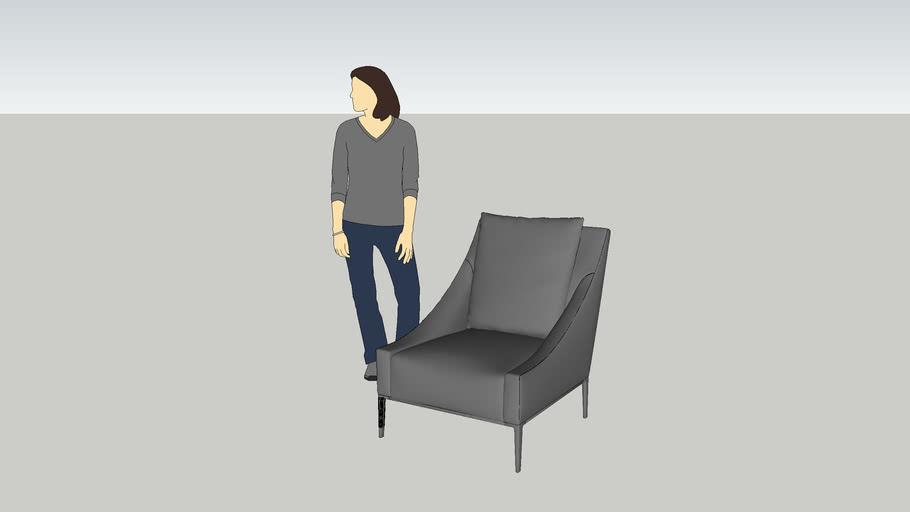 B&B Jean Chair