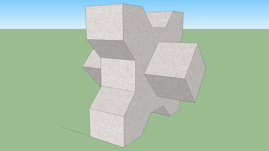 5 ton X Bloc