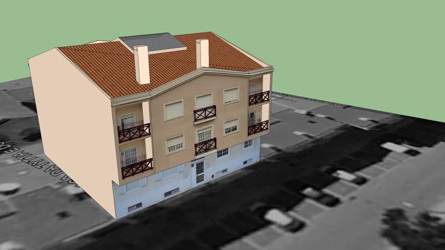 Rua Ferreira de Castro nº13