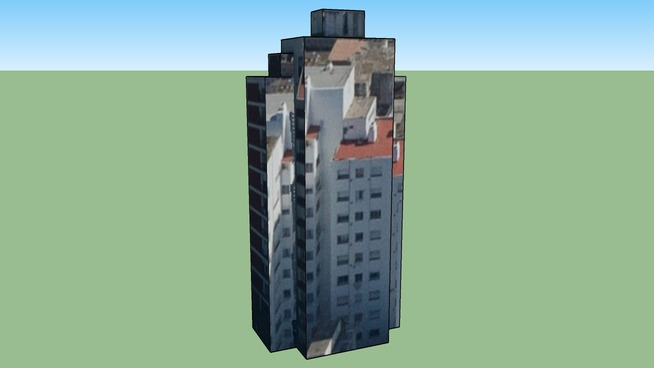 Building in Mitre B. 2101-2199, Mar del Plata, Buenos Aires Province, Argentina