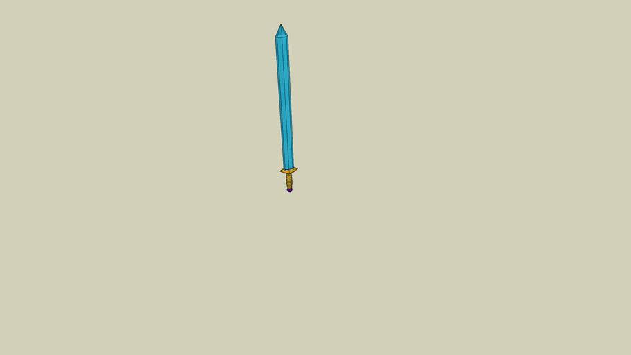 water sword