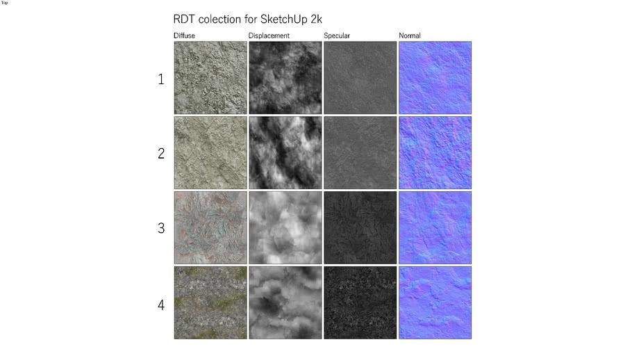 High-quality texture 2048*2048 (RDT 03)