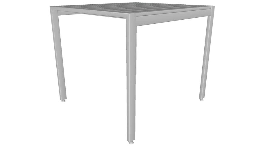 "Tuscany 36"" Thermory Bistro Table"