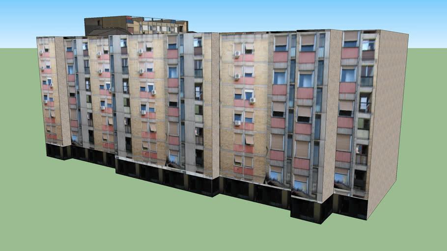 Pariske Komune blok 4