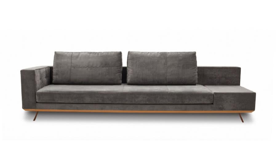 Sofá moderno 2 encostos