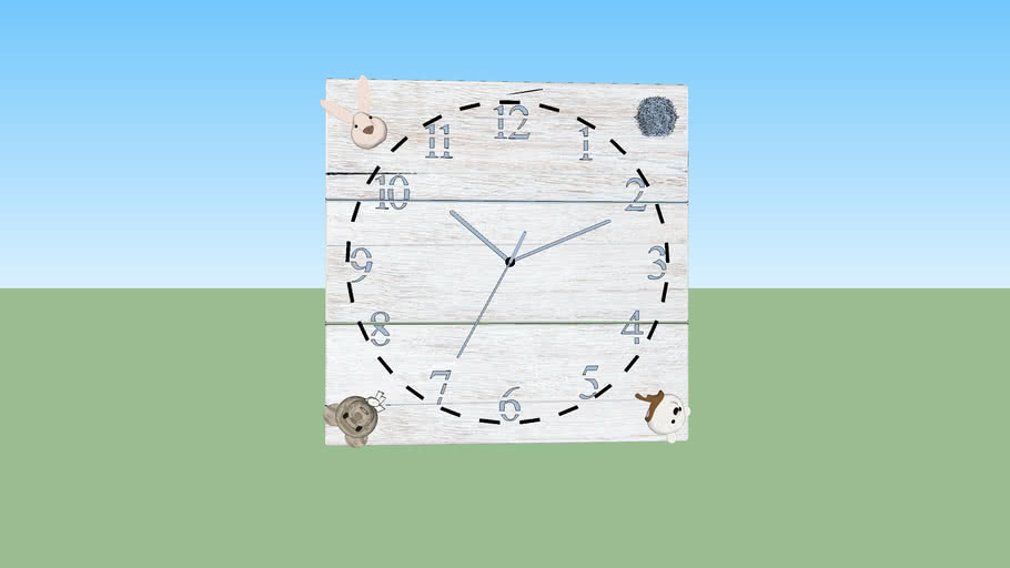 CLOCK RELÓGIO