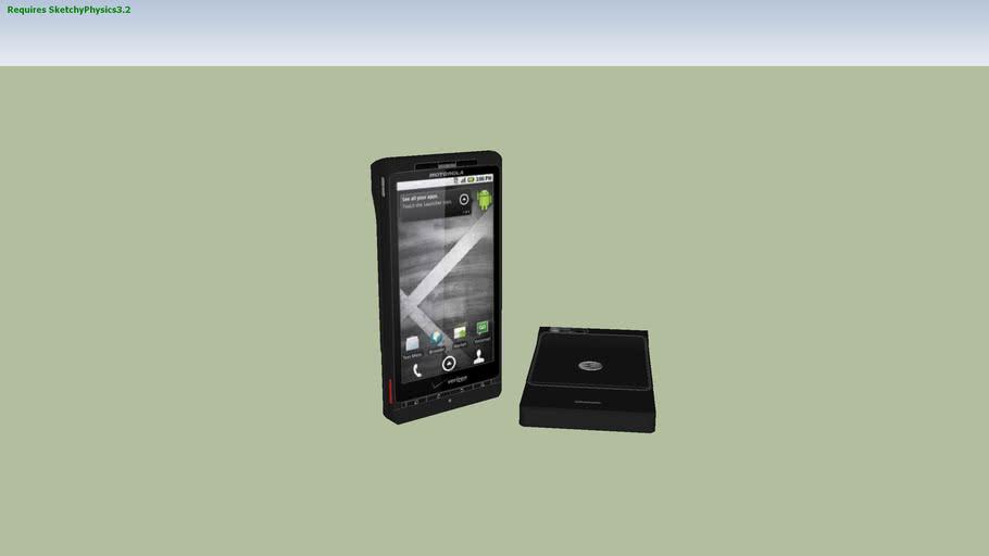 DROID X SmartPhone