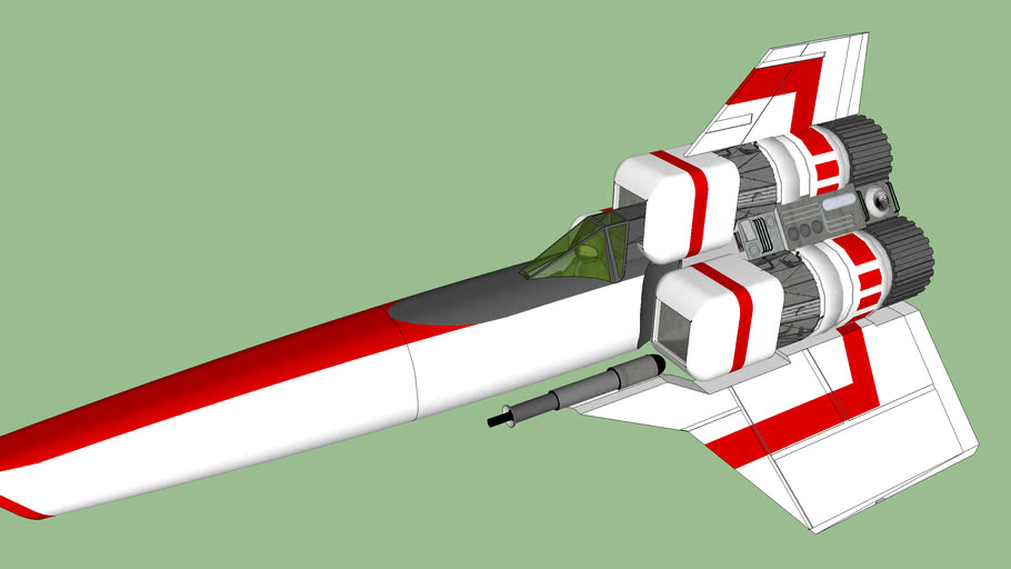 Battlestar Galactica Viper, Original Series