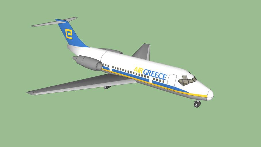 AIR GREECE DC-9-14