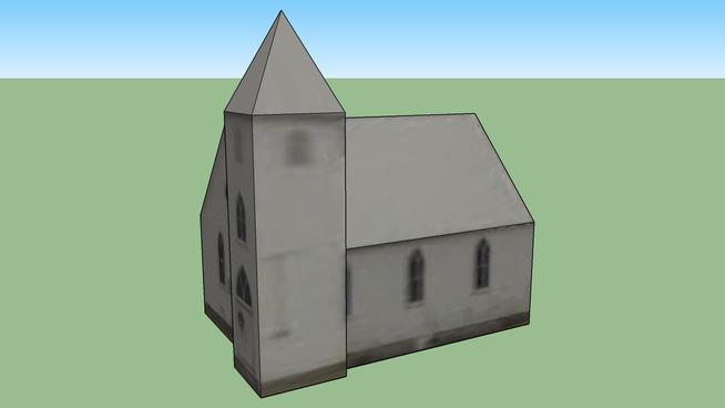 church in Slatyfork, WV