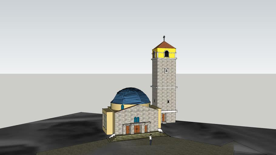 Crkva Sv. Jurja, Drenova (Saint George church)