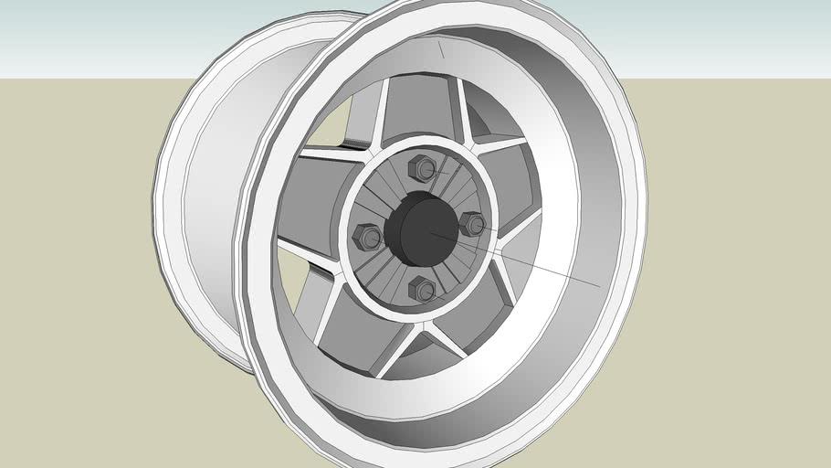 ATS Classic 13 inch alloy wheel