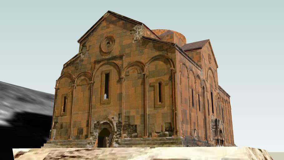 Անիի մայր տաճար The Cathedral of Ani