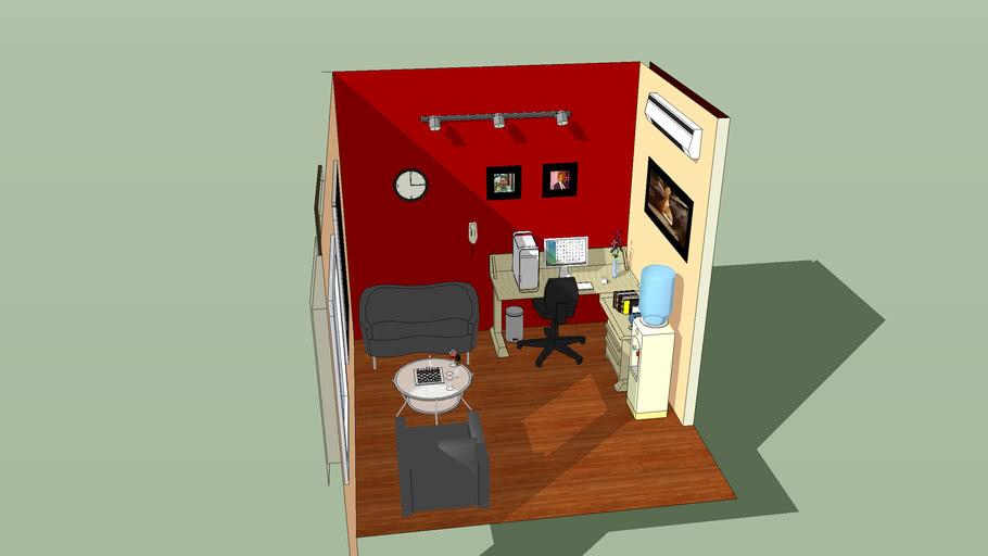 My Future Office (Kidding)