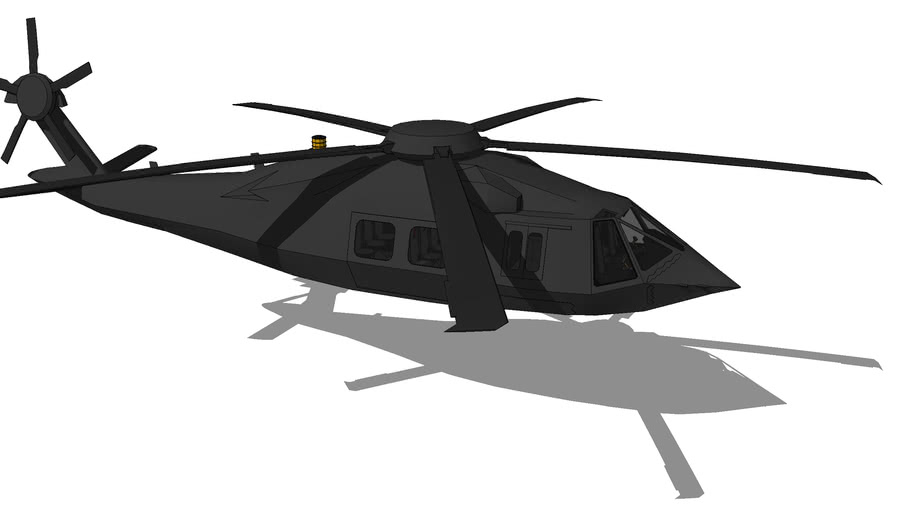 MH-60 Stealth Black Hawk