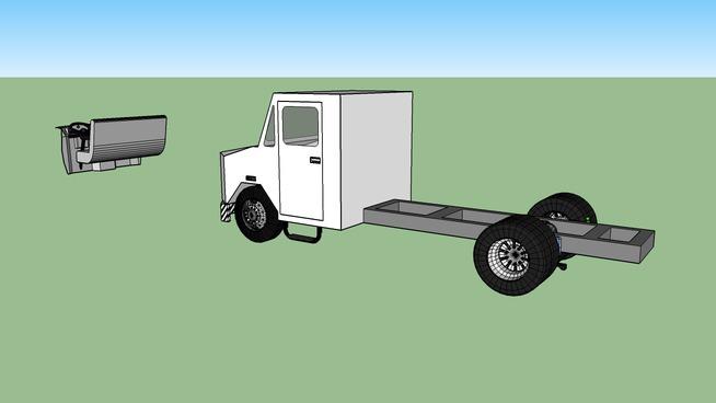 my own truck