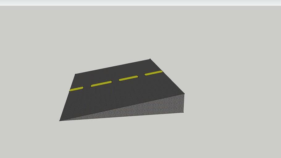 Road bump