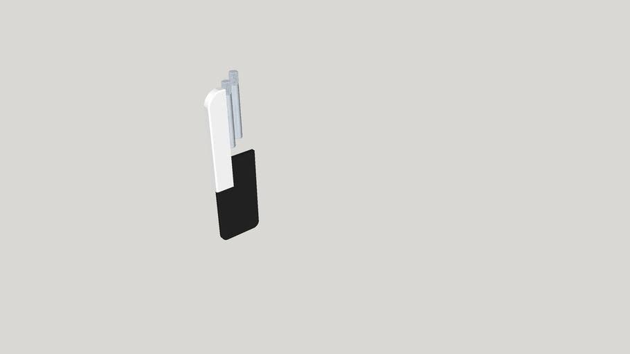 Anti-Security Blade ST/PP1 & ROTJ (3rd shin tool)