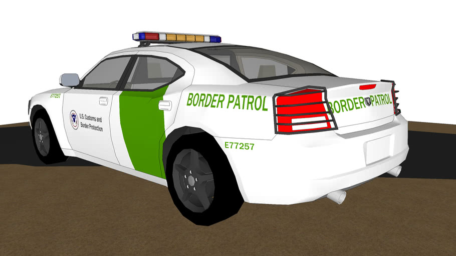 Border Patrol Charger