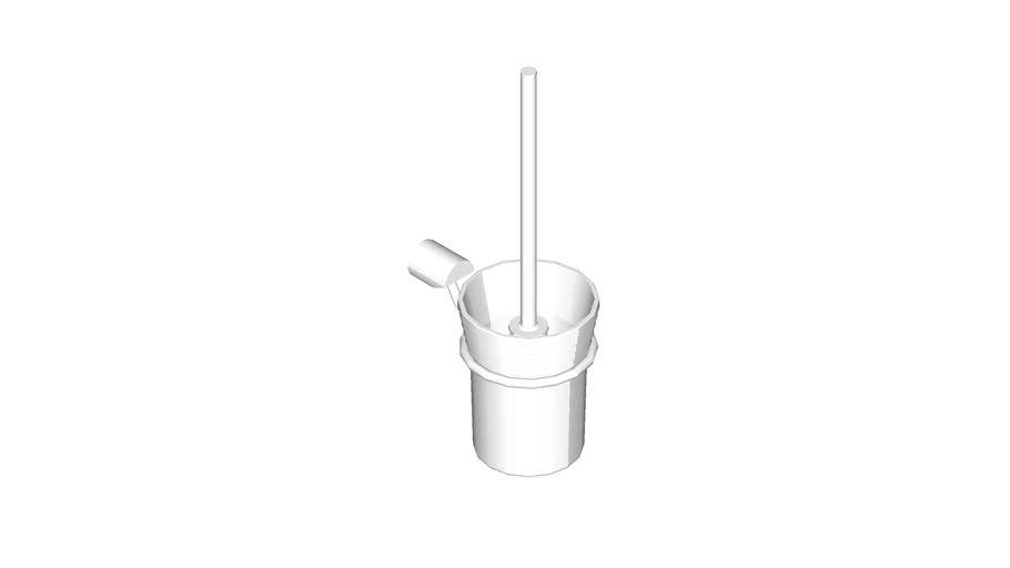 JUSTIME Toilet Brush Holder _6892-80-80CP