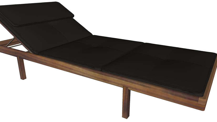 CB-41 Daybed Rosewood