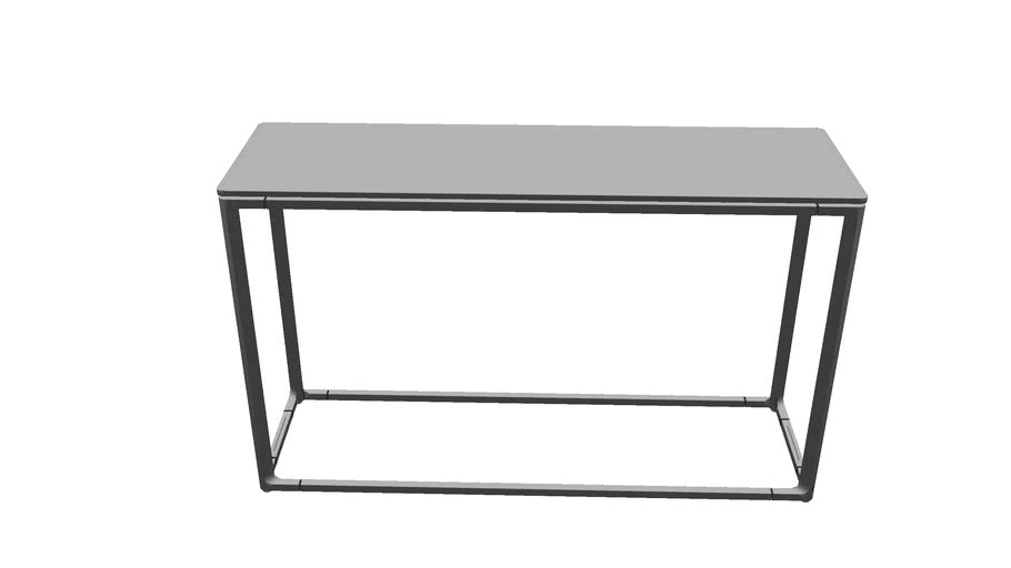 Low Console Table 100 x 30 Ceramic