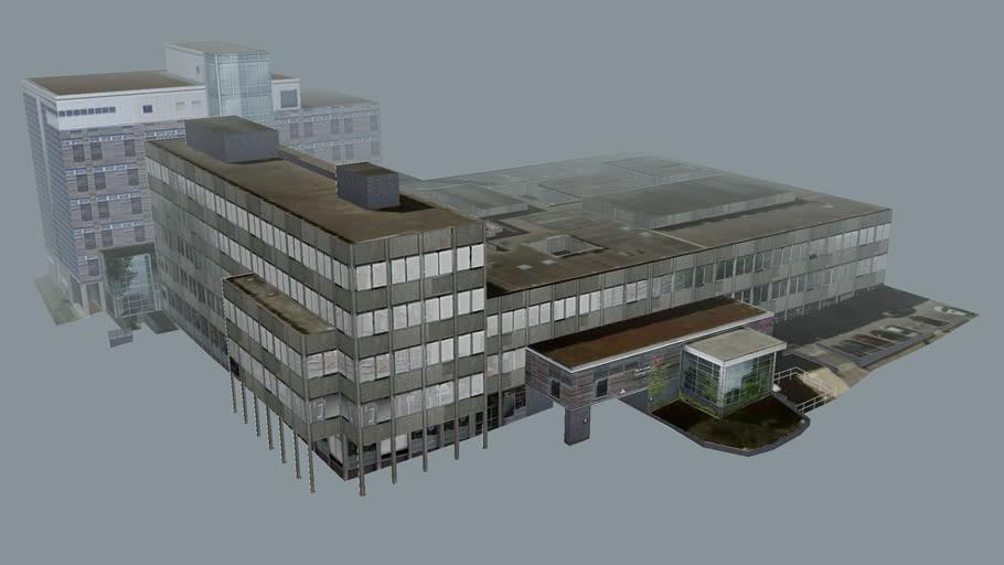 Building in Leeds, UK