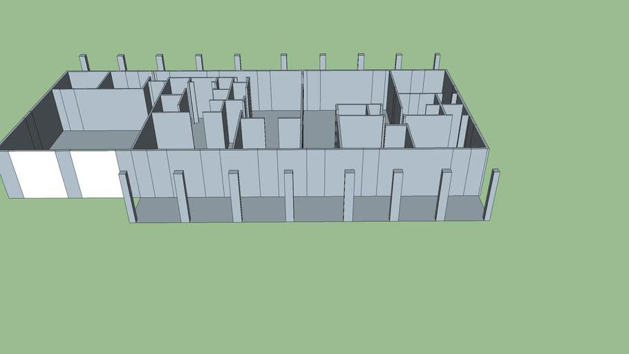 floor plan 2 e.skp