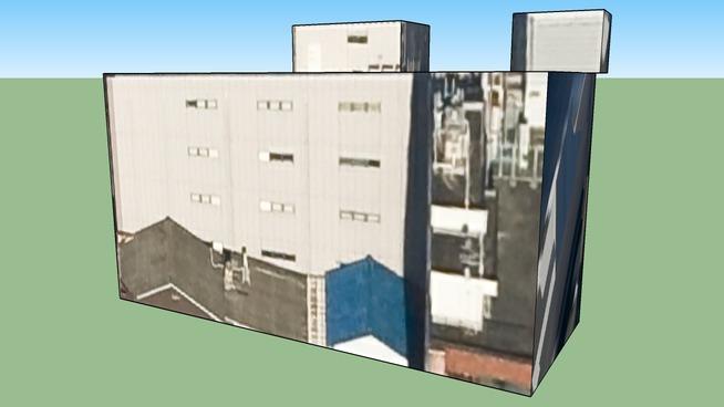 日本, 愛知県名古屋市中区丸の内2丁目にある建物