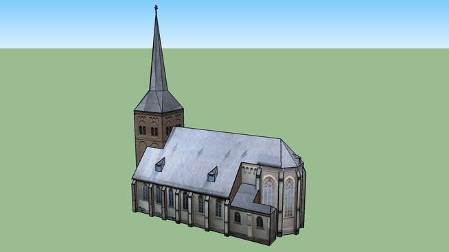 St Johannes Kirche in Bislich
