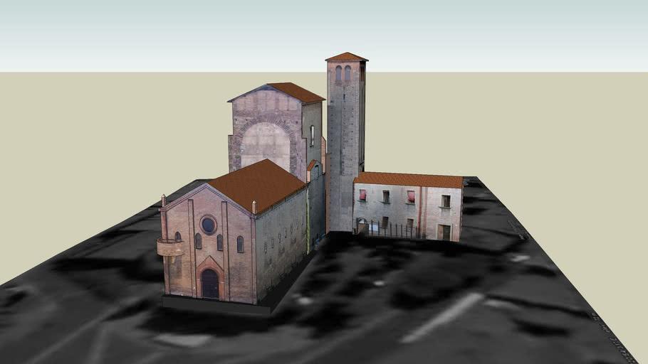 Gruppo di Santo Stefano: Chiesa del Crocifisso