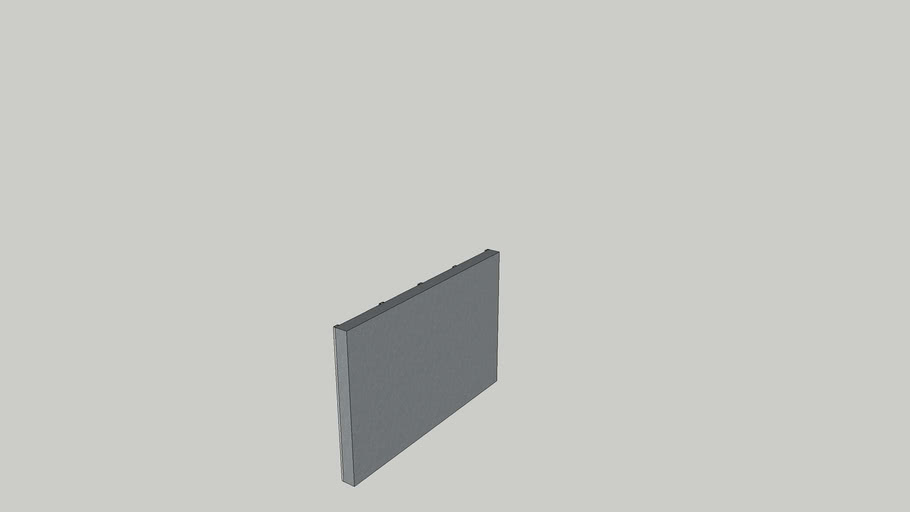 Стеновая панель БЭНПАН 470