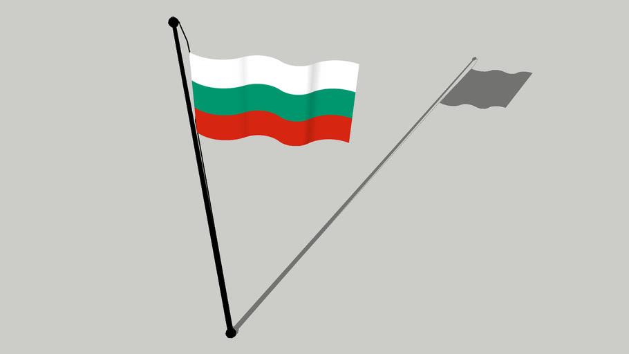 Flag of Bulgaria - Знаме на България